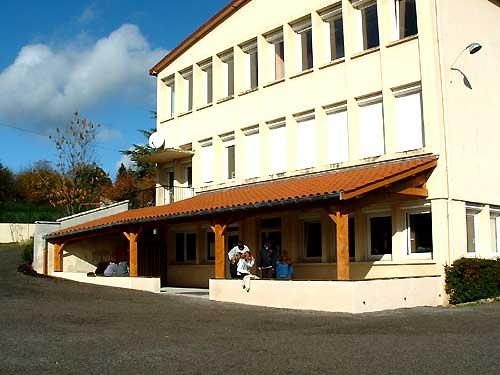 Batiment du Lycée Jean Monnet