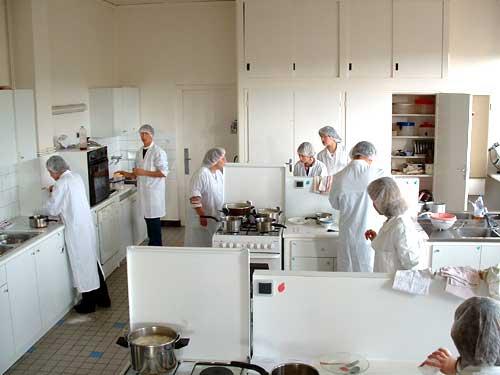 Lyc e jean monnet salles de cours for Vae cap cuisine